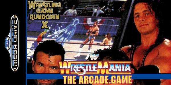 WWF WrestleMania TAG