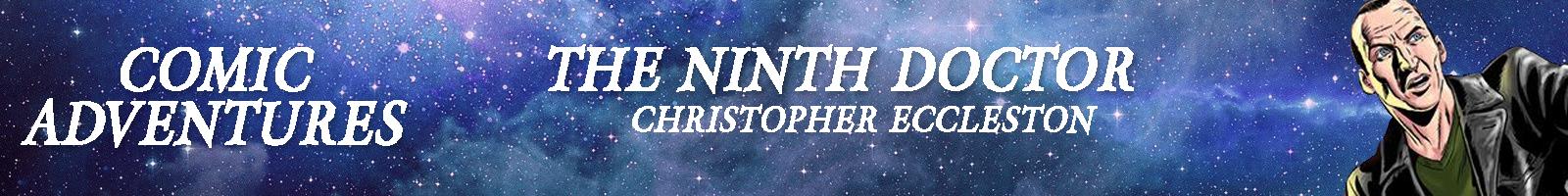 The Ninth Doctor Comics