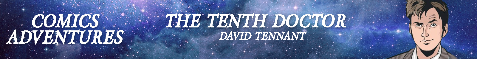 The Tenth Doctor Comics