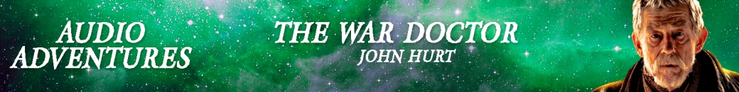 The War Doctor Audio