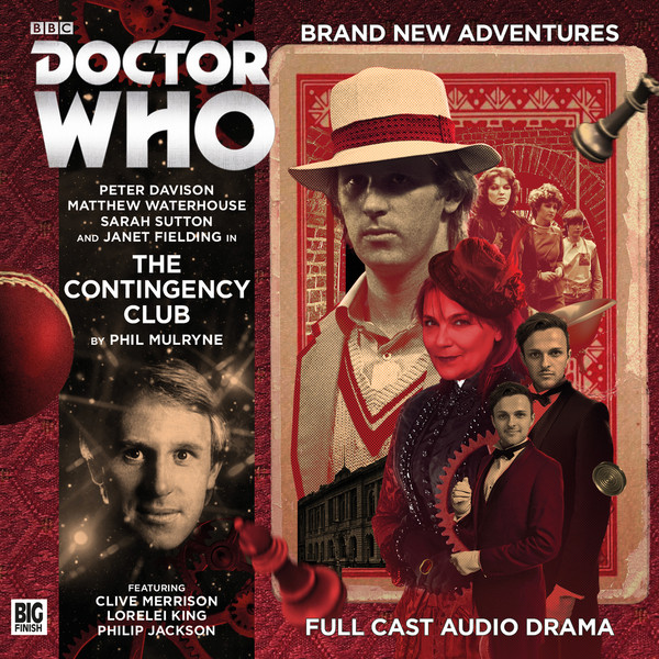 DW Contingency Club Cover