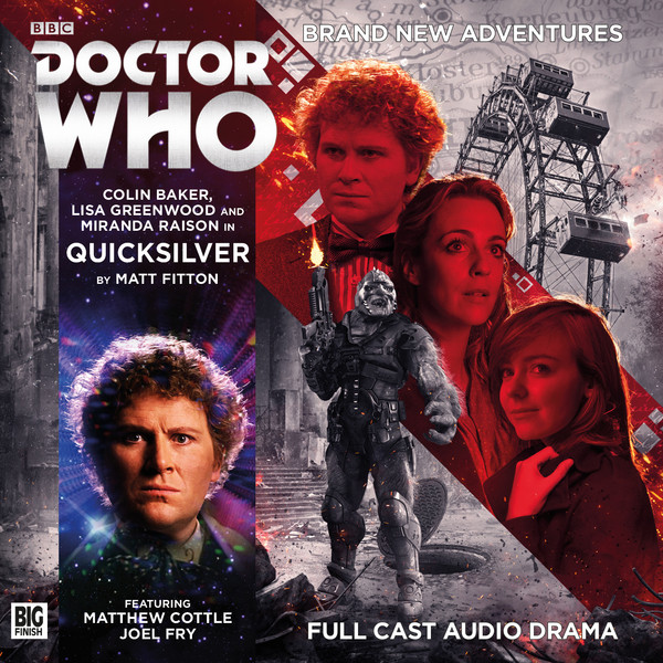 DW Quicksilver cover