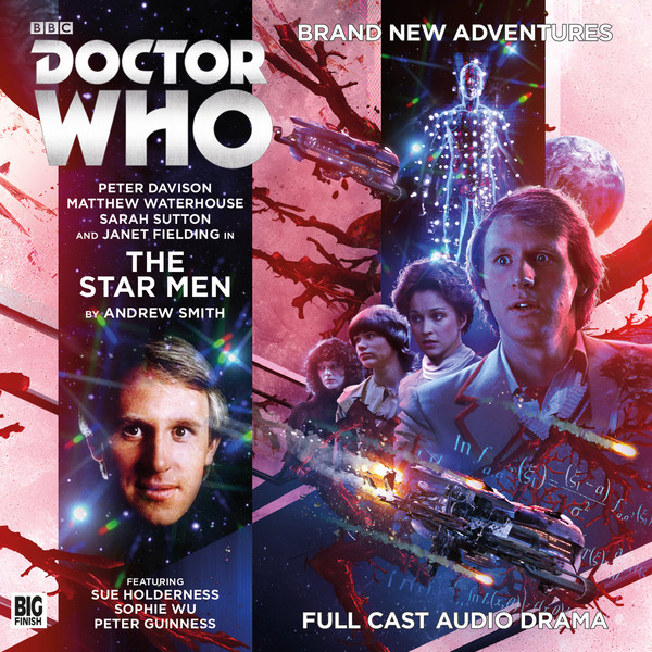 DW The Star Men cover