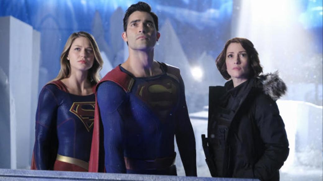 Supergirl S2 F 1