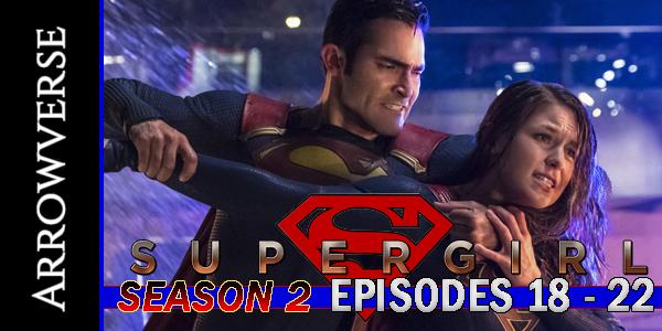 Supergirl S2 F