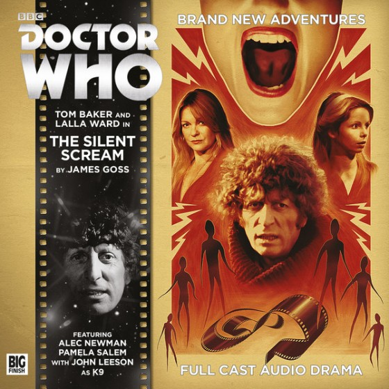 DW The Silent Scream Cover