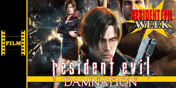 Resident Evil Damnation Review Hogan Reviews