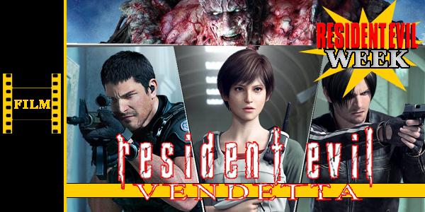 resident evil vendetta movie review