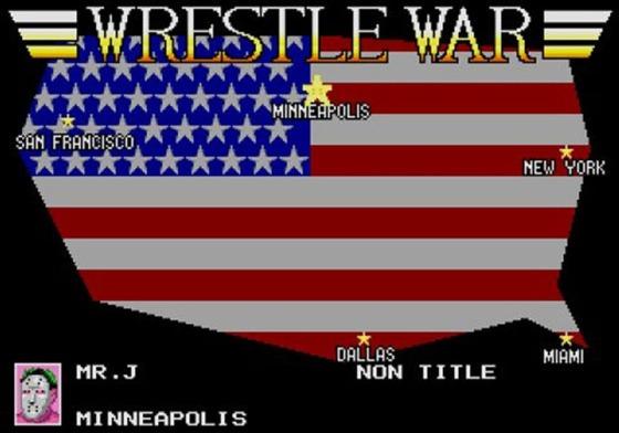 Wrestle War 1