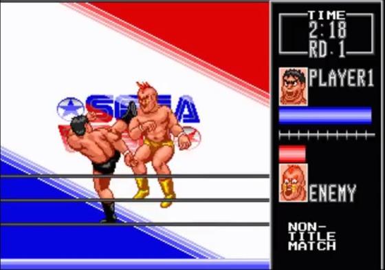 Wrestle War 2