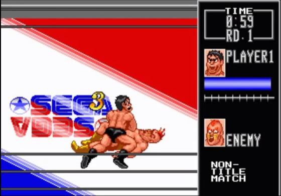 Wrestle War 3
