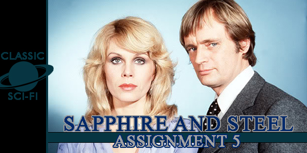 Sapphire and Steel A5