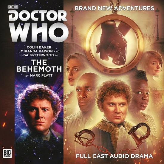 DW The Behemoth cover