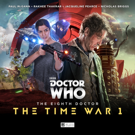Time War S1 Cover