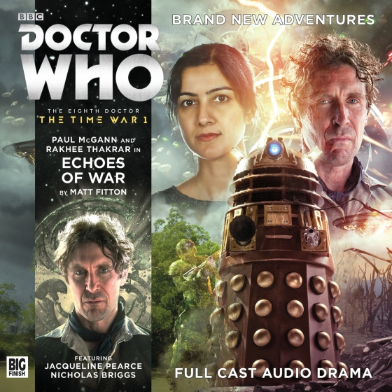 Time War S1 P2 Cover