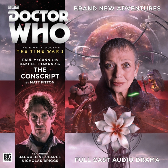Time War S1 P3 Cover
