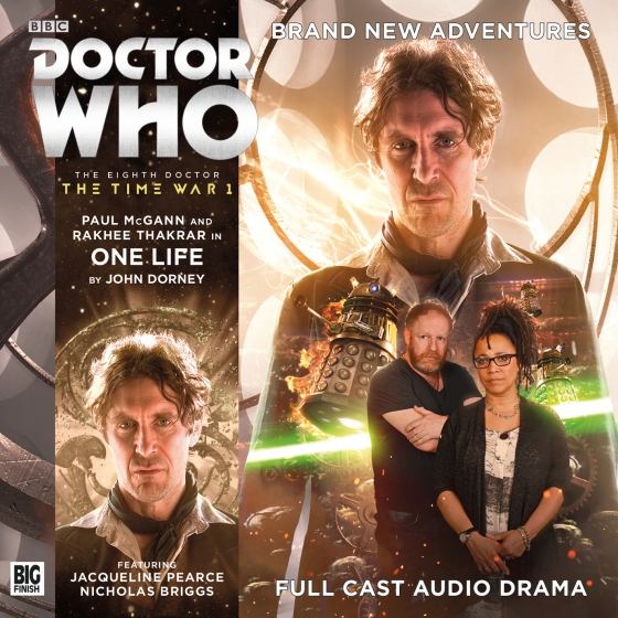 Time War S1 P4 Cover