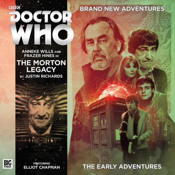 DW The Morton Legacy cover
