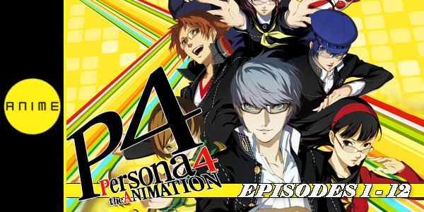Persona 4 P1
