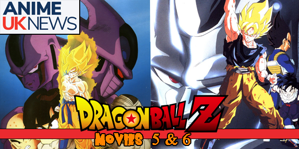DBZ Movies 5 and 6