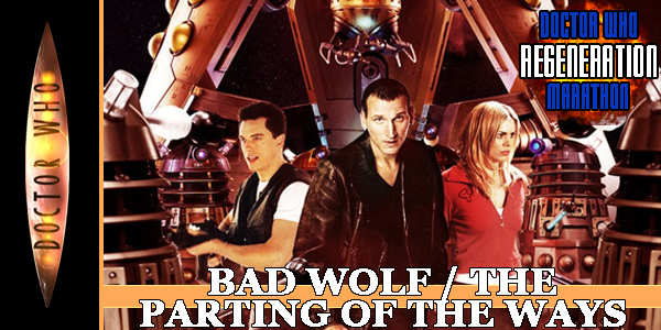 DW Bad Wolf The Parting of the Ways