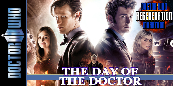 DW The Day of the Doctor