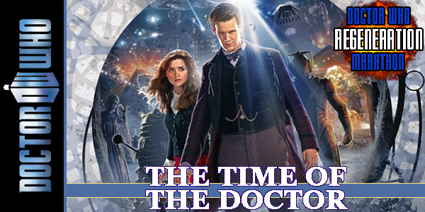 DW The Time of the Doctor