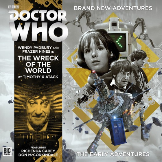 DW Wreck of the World Cover