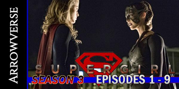 Supergirl S3 P1