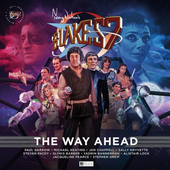 B7 The Way Ahead Cover