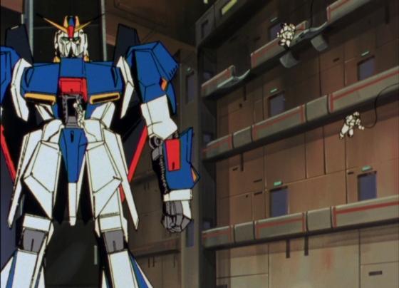 Zeta Gundam P3 4