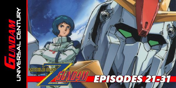 Zeta Gundam P3