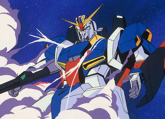 Zeta Gundam P4 4
