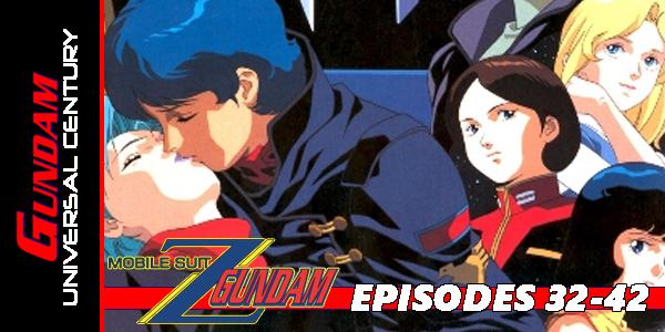 Zeta Gundam P4