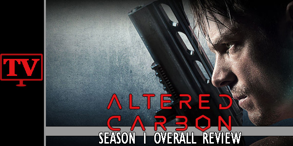 Altered Carbon S1