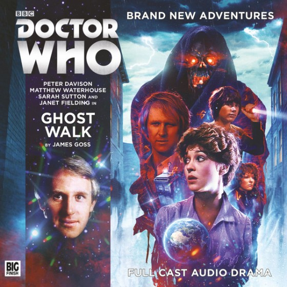DW Ghost Walk Cover