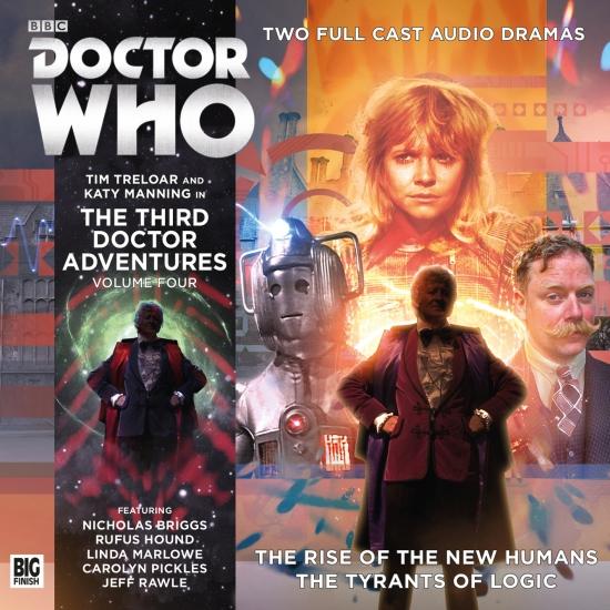 DW 3rd Doctor Adventures Vol 4