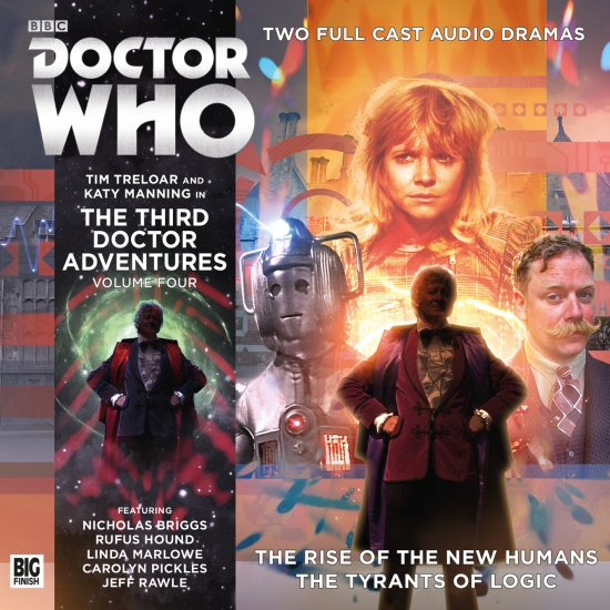 DW 3rd Doctor Adventures Vol 4