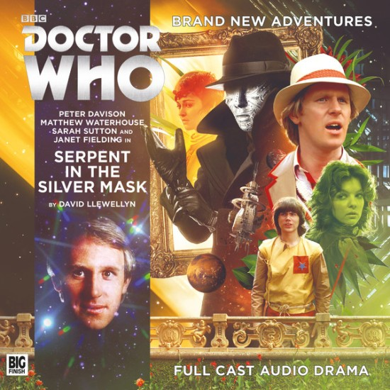 DW Serpent in the Silver Mask cover
