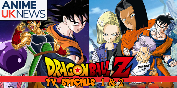 My Reviews Of The UK Releases DBZ Double Feature Blu Rays Come To An End With Two TV Specials Which Can Be Found HERE Great Fun Reliving These
