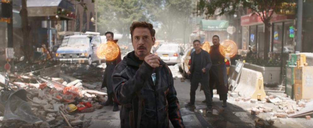 Avengers Infinity War 4