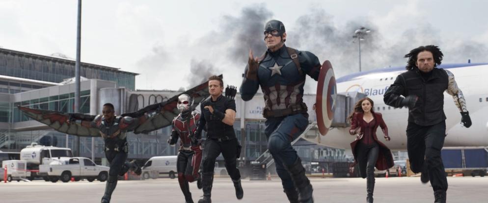 Cap Civil War 2