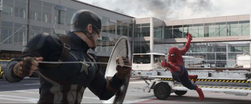 Cap Civil War 4