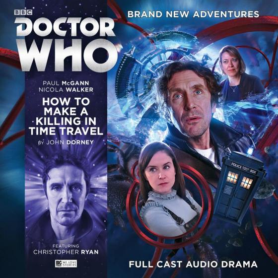 DW How to Make a Killing in Time Travel Cover
