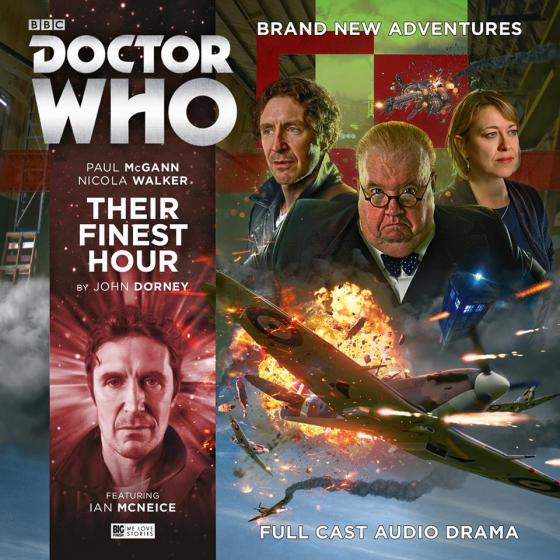 DW Their Finest Hour Cover