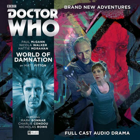 DW World of Damnation Cover
