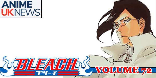 Bleach Vol 72