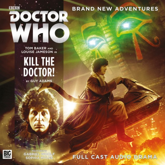 DW Kill The Doctor cover