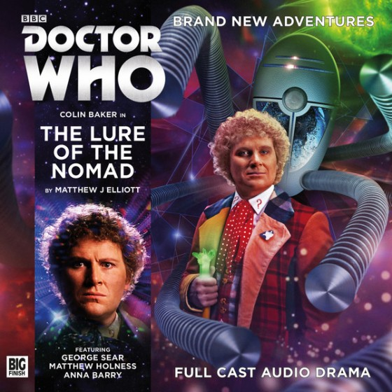 DW Lure of the Nomad Cover