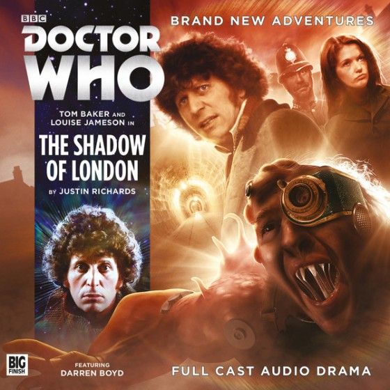 DW Shadow of London Cover